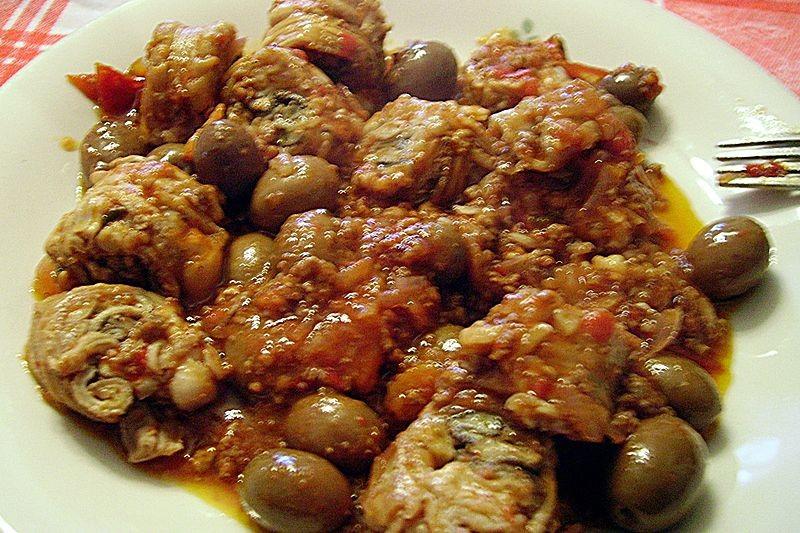 Aprile 2012 Cucina Tradizionale